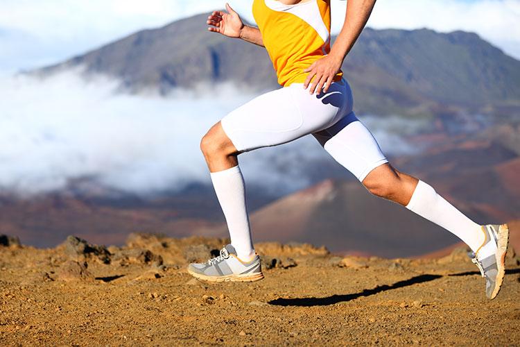 Compressie kleding en blessures, sport prestatie en herstel