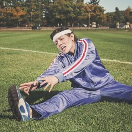 3 redenen waarom hardlopers moeten stoppen met statisch rekken