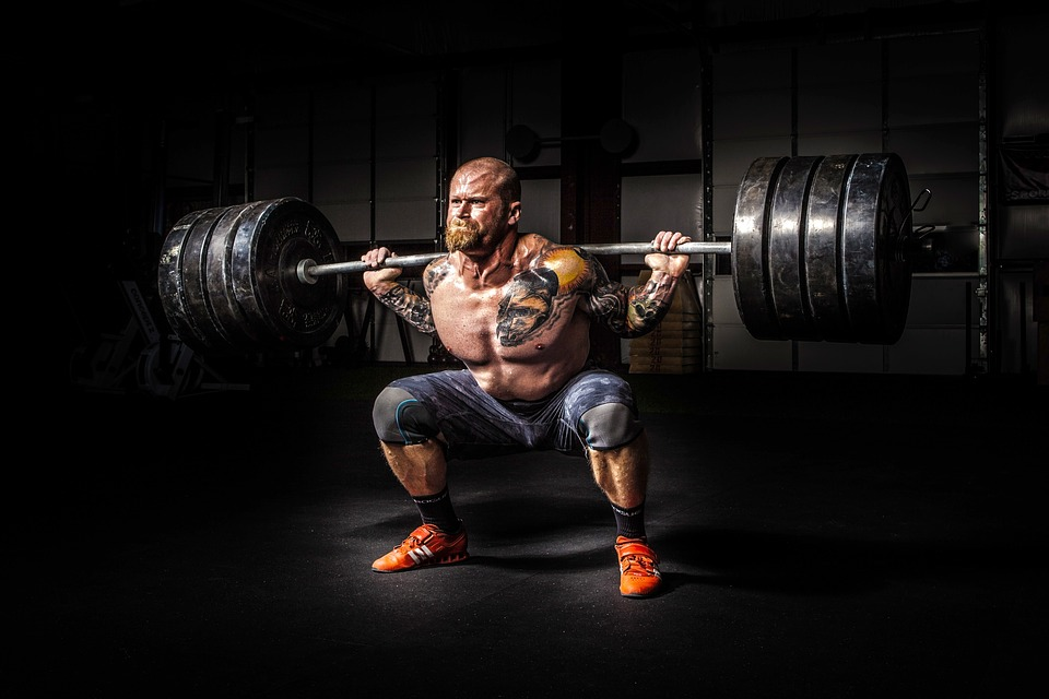 Heavy weight in resistance training to improve rate of force development